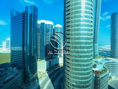 Property for Sale photos in Al Reem Island: Shell and Core Office Space in Addax Tower - 1