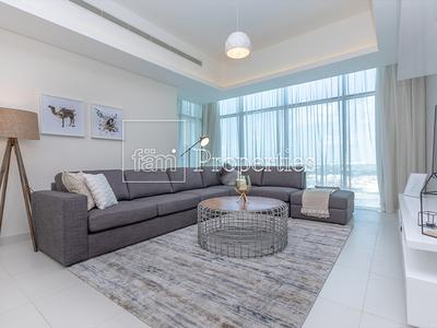 Property for Rent photos in Business Bay: Stunning Two BR Apartment, Dazzling View! - 1
