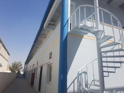 5,10,27 ROOMS LABOR CAMP AVAILABLE IN SHARJA INDUSTRIAL AREA 15,6.