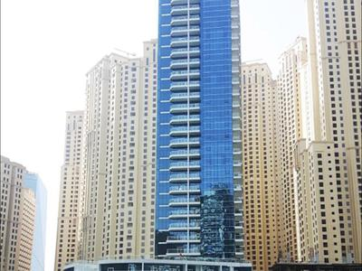 Property for Rent photos in Jumeirah Beach Residence (JBR): Opposite to JBR 1 Tram 3000  (Master Room Only )  BILLS  INC - 1