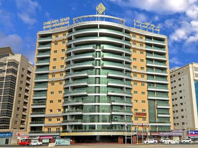 Property for Rent photos in Al Nahda 2: 1457-Great offer!Family Hotel Apts.in Al Nahda Dubai w/ cleaning svcs.One Bedroom Suite–AED 199++ - 1