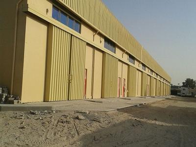Industrial Warehouses & Factories for rent in Sharjah, UAE