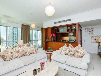 Property for Rent photos in Downtown Dubai: Stunning Apartment | Burj Lake View | The Residence 6 - 1