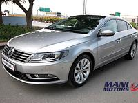 Volkswagen CC 2015 2015 VW CC 2.0T 210 HP- WARRANTY - FULL AGENC...