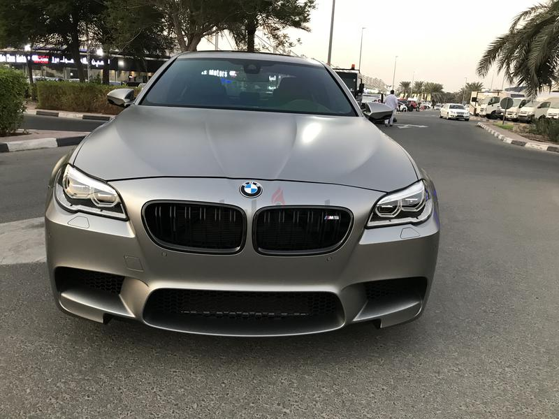 Bmw M5 2015 30 Jahre 1 Out Of 300 Cars Over The World Special Offer