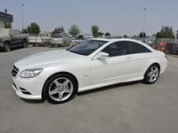 Mercedes-Benz CL-Class 2012 MERCEDES BENZ CL 550 for sale