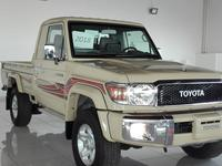 تويوتا لاند كروزر فئة 76 2018 2018 Toyota Land Cruiser Pick Up Full Options