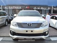 تويوتا فورتنر 2014 Toyota Fortuner 2014 TRD V6 Full Option Clean...