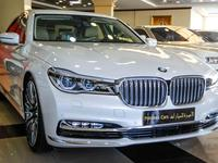 BMW 7-Series 2018 BMW 740 Li (White)