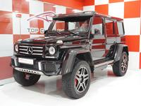 مرسيدس بنز الفئة-G 2016 Mercedes G500 4*4 2016 GCC Under Warranty