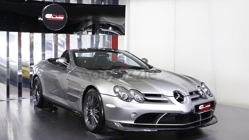 Mercedes Benz Slr Mclaren >> Mercedes Benz Slr Mclaren 722s Roadster 2009