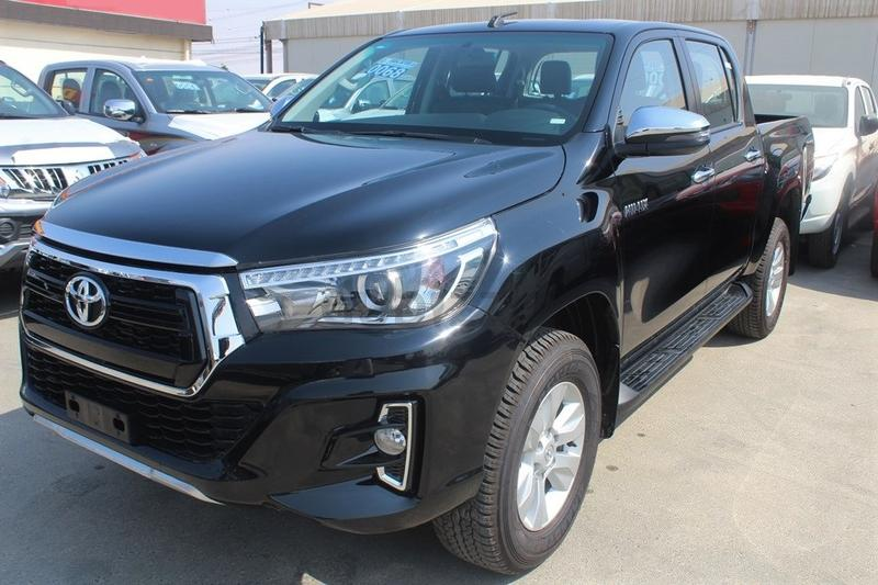 Toyota Hilux 2 8L Diesel Automatic (Call us today for Special Offer)