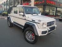 Mercedes-Benz G-Class 2018 Mercedes Benz G650 MAYBACH 2018 0km GCC