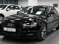 أودي A4 2016 Audi A4 2.0 Black with Service Package