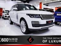 Land Rover Range Rover 2018 [2018] BRAND NEW RANGE ROVER AUTOBIOGRAPHY WI...