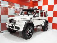مرسيدس بنز الفئة-G 2017 Mercedes G500 4x4 GCC 2017 Under Warranty