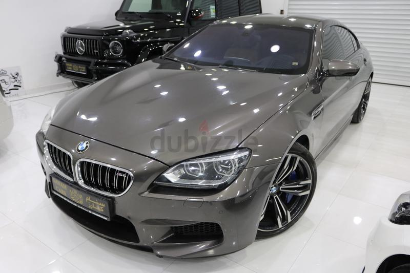 Bmw M6 Gran Coupe >> Bmw M6 2014 Reduced To Sell Bmw M6 Gran Coupe 2014 71000kms