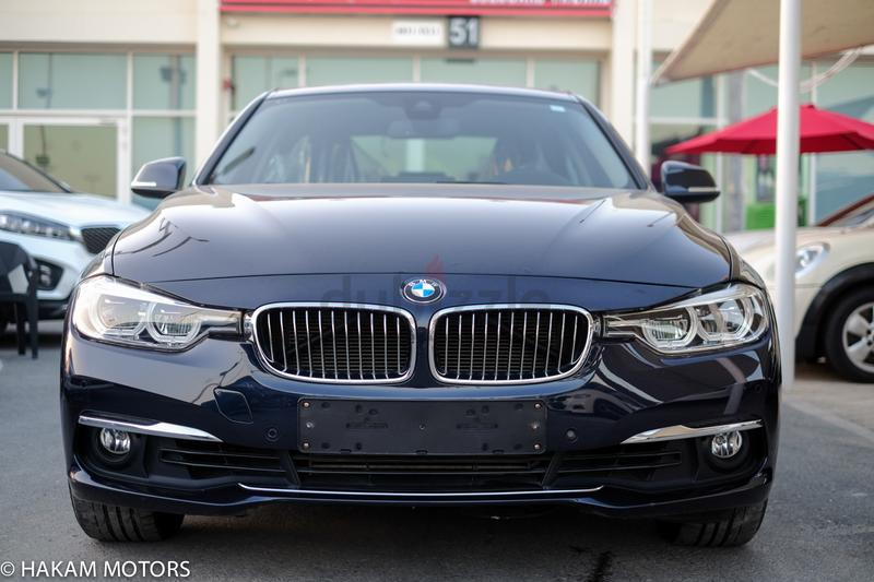 Bmw 320i 2016 Clean Title Top Option