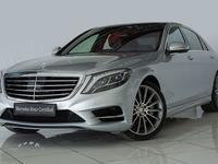 Mercedes-Benz S-Class 2016 Mercedes-Benz S500L AMG Luxury