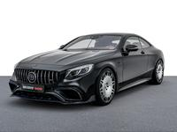 Mercedes-Benz S-Class 2018 BRABUS S-800 coupe. Based on Mercedes-Benz S ...