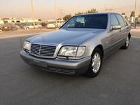 مرسيدس بنز الفئة-S 1996 1996 - MERCEDES BENZ S600L  !! FRESH JAPAN  I...