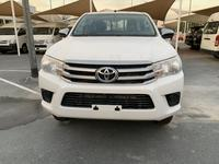 Toyota Hilux 2018 Toyota Hilux Diesel Manual gear. Basic option...