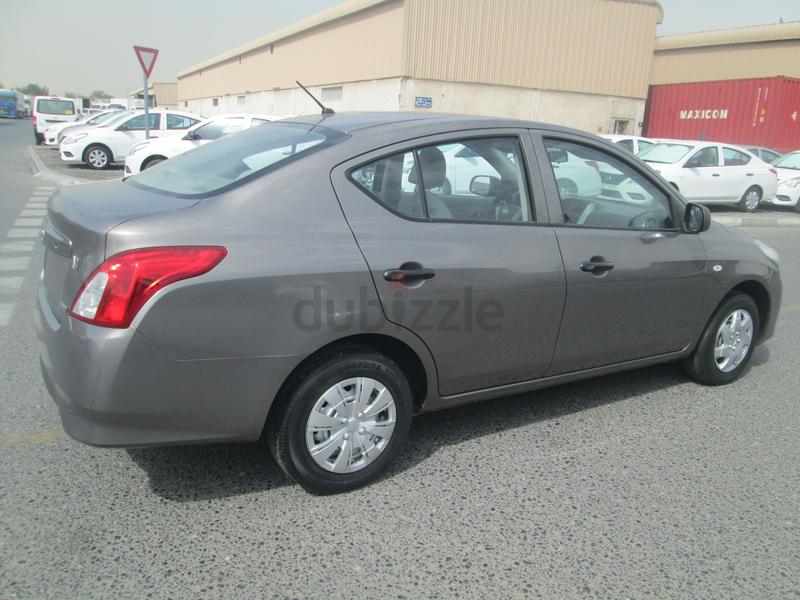Nissan Sunny 2015 Nissan Sunny 2015 Low Emi Monthly Aed 294 For