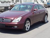 مرسيدس بنز الفئة-CLS 2006 CLS500 MERCEDES BENZ INSIDE BEIGH