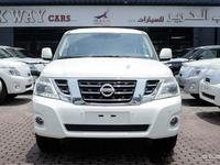 نيسان باترول 2019 Patrol LE V8 Titanium 3 Years Dealer warranty...