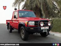 Toyota Land Cruiser 2009 TOYOTA LAND CRUISER PICK UP- 2009- 100%ORIGIN...