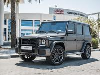 Mercedes-Benz G-Class 2015 AED5239/ month | 2015 Mercedes G63 AMG 5.5L |...