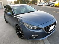 Mazda 3 2015 2015 Mazda 3 Mid Option in AED 492x60Months