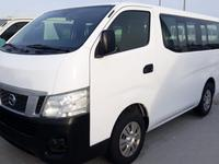 Nissan Van 2013 2013 Urvan. 14 seats. excellent condition