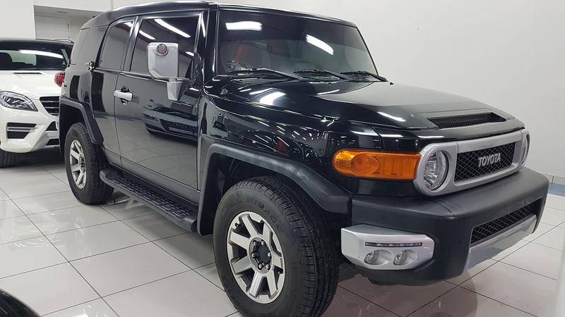 2016 Fj Cruiser >> 2016 Toyota Fj Cruiser Vxr Excellent Condition