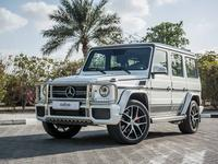 Mercedes-Benz G-Class 2017 AED5379/month | 2017 Mercedes G63 AMG 463 Edi...