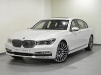BMW 7-Series 2018 750Li Sedan Luxury Edition