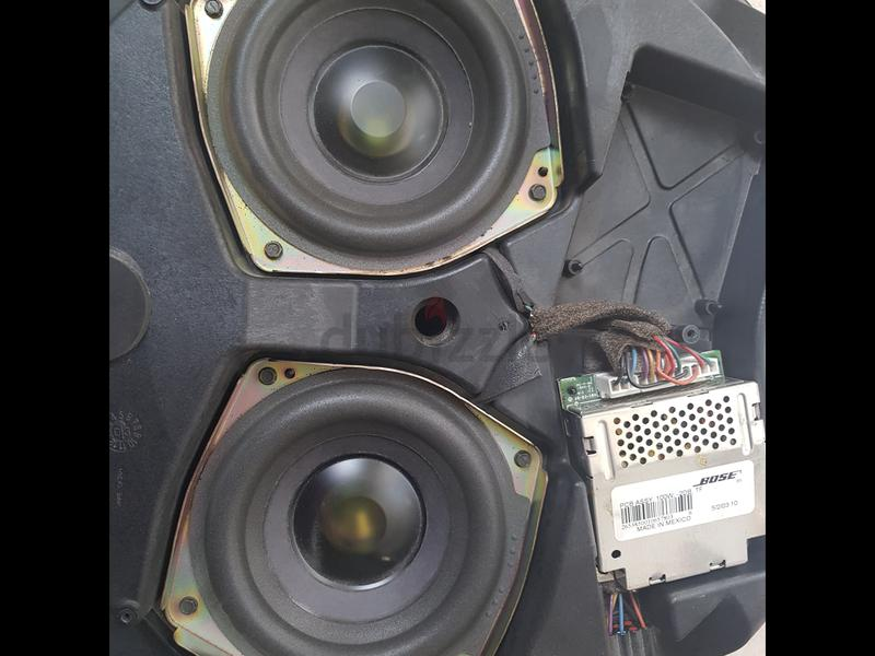 Bose Speakers For Cars >> Dubizzle Abu Dhabi Car Speakers Bose Car Subwoofer With Amplifier