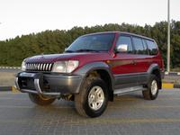 تويوتا برادو 1998 Toyota prado 1998 manual V6 Ref#24