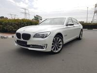 BMW 7-Series 2015 BMW 730 LI V6 Gcc Full opines low km