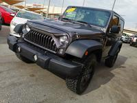Jeep Wrangler 2017 Jeep Wrangler 2017 Full option manul in perfe...
