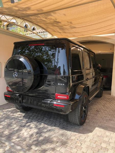 MERCEDES BENZ G63 EDITION 1 FULL OPTION 2019