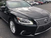 Lexus IS-Series 2013 LS460, 2013, black exterior on black Interior...