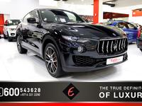 Maserati Levante 2018 BRAND NEW-MASERATI LEVANTE SQ4 WITH WARRANTY ...