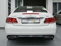 Mercedes E200 Coupe 2016 48,000 Km ...