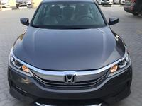هوندا أكورد 2017 HONDA ACCORD 2017  just like new