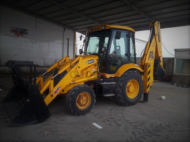 JCB 3CX SITEMSTER 2008 IMPORTED FROM UK NOT USED IN UAE