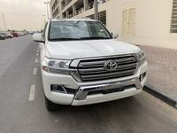 Toyota Land Cruiser 2018 Toyota Land Cruiser GXR V6. With Sunroof