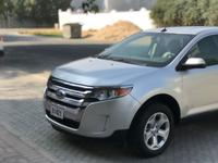 Ford Edge 2014 Ford Edge 2014 Silver Color Like New Car