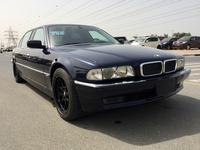 BMW 7-Series 1999 BMW L7 JAPAN IMPORTED