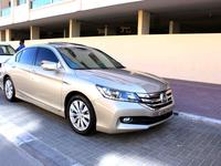 Honda Accord 2016 Honda Accord 2016 GCC full option with sunroo...